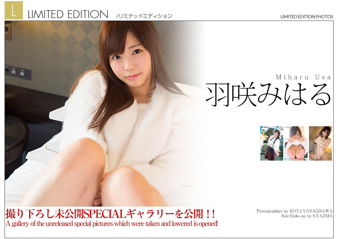 All Nude 羽 咲 みはる 羽咲みはる(dvd)/miharu usa
